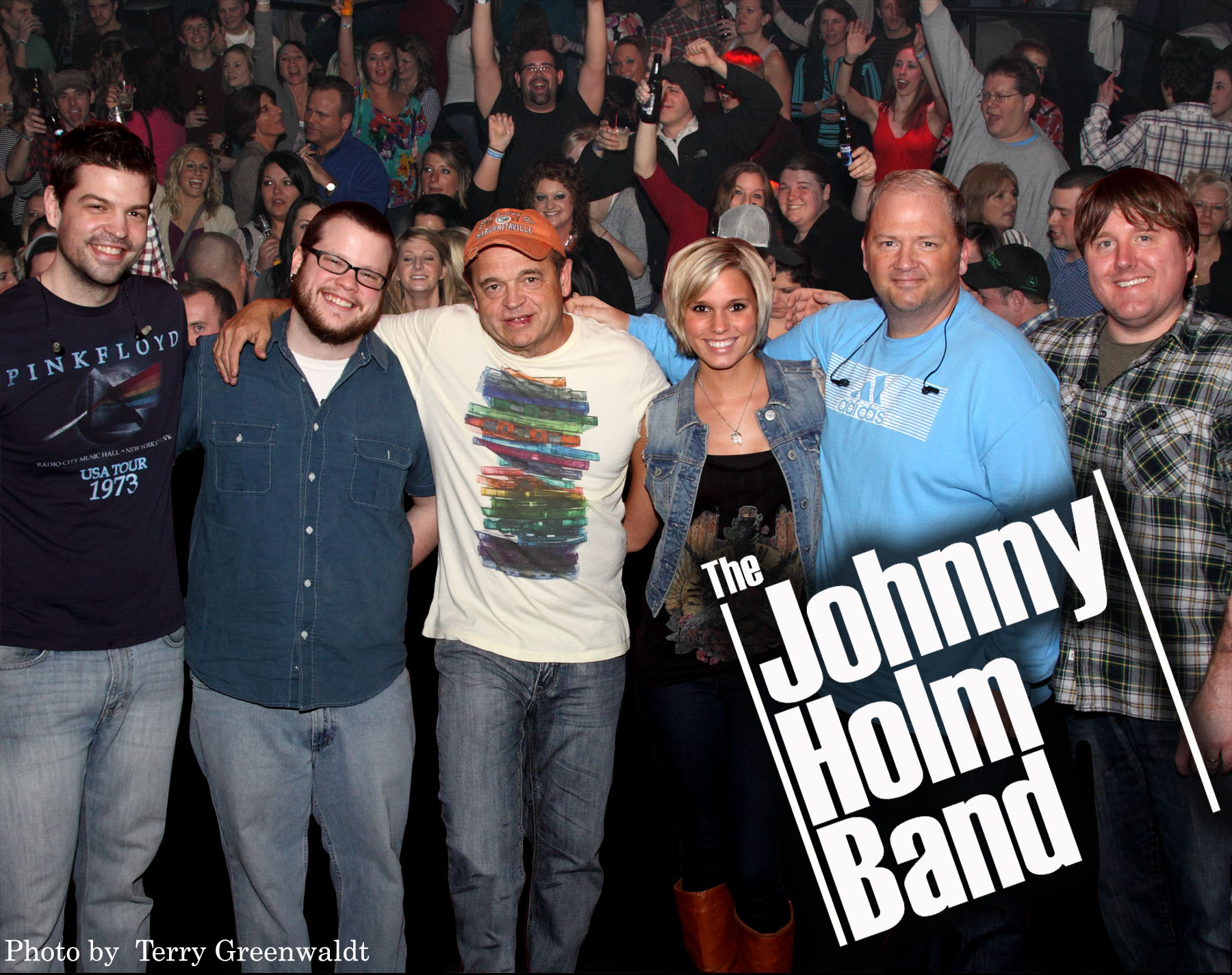 Johnny Holm