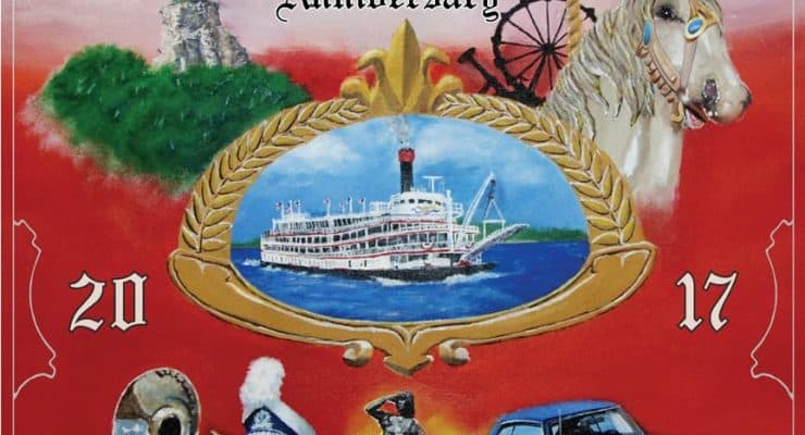 Steamboat Days reveals Poster for 70th Annual Event