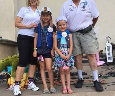 Steamboat Days Call for Captain and First Mate Participants