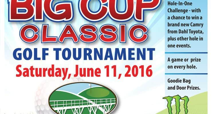 STEAMBOAT DAYS 2ND ANNUAL BIG CUP CLASSIC